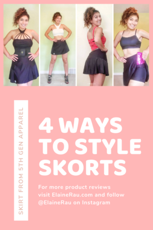 Athletic Sports Skirts skorts elaine rau